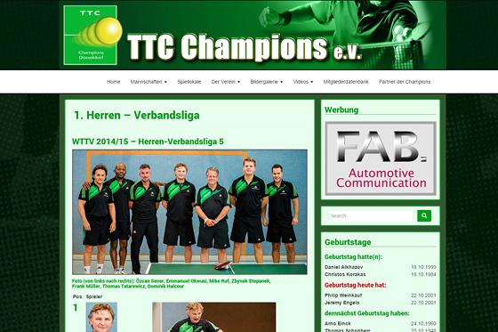 TTC Champions